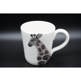"Mug ceramica ""giraffa"""