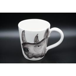 """Mug ceramica """"Rinoceronte"""""""